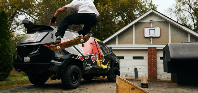 Local Pro Skateboarder Jake Wooten Partners With Red Bull For Community Skate