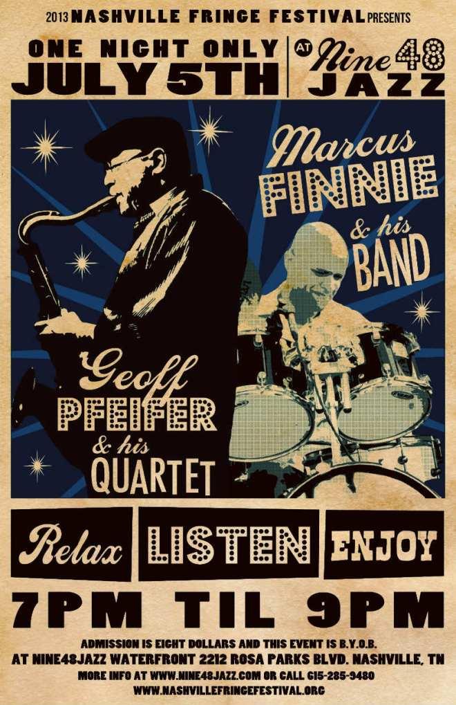 Geoff Pfeifer Nashville Fringe Festival
