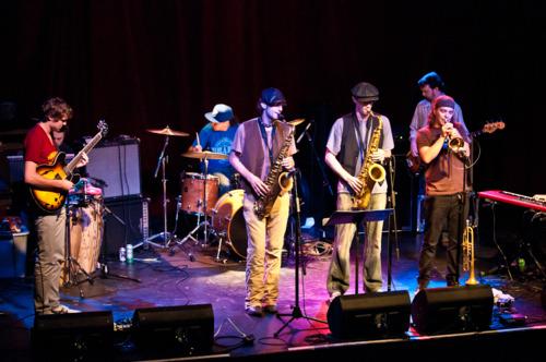 2011 Nashville Fringe Festival Exit IN
