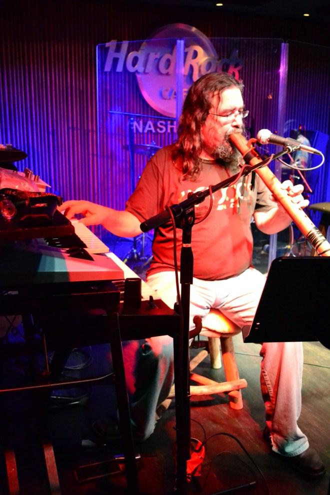 Hard Rock Cafe 2012 Nashville Fringe Festival