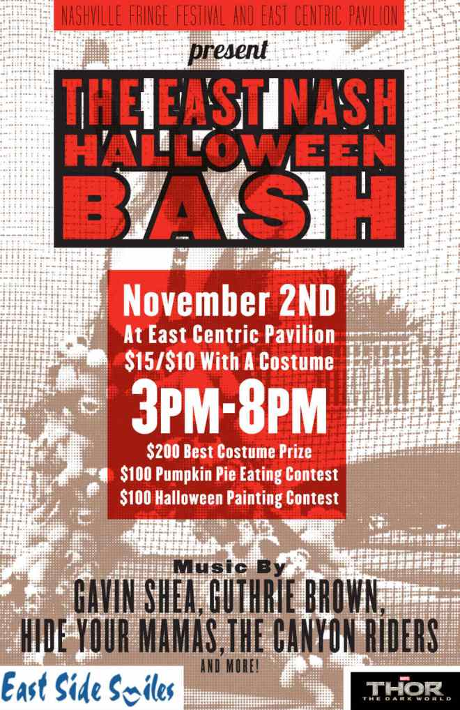 East Nash Halloween Bash