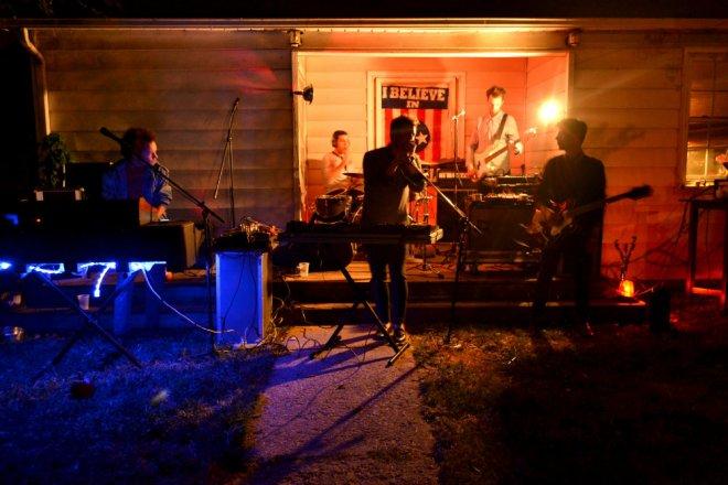 East Nashville Underground's Pumpkin-Ale-Patch Party 9