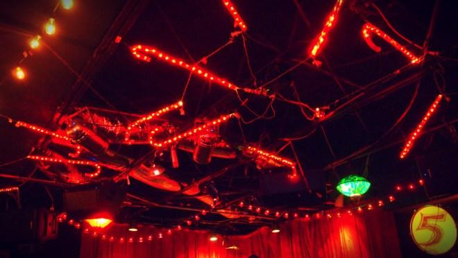 Holiday Fringe Five Spot Nashville