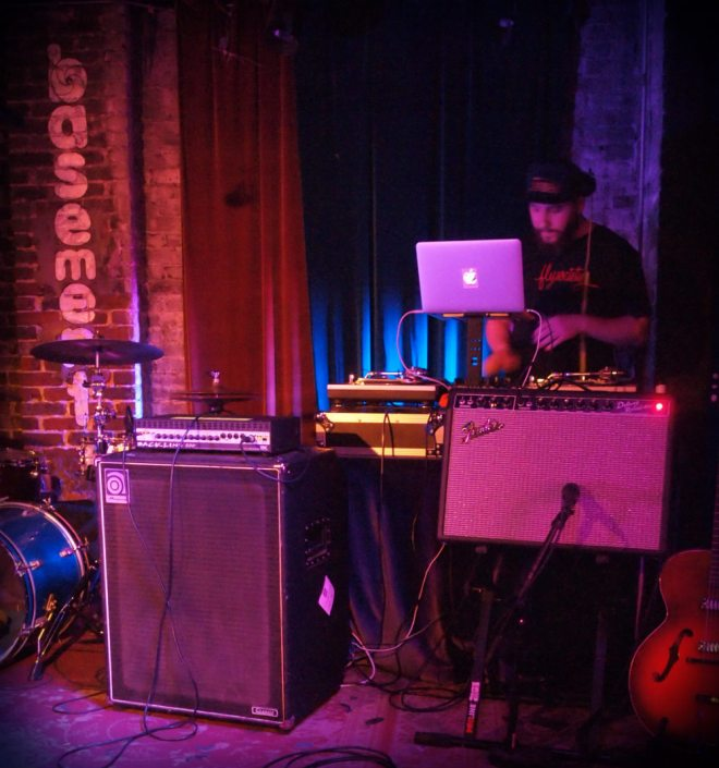 DJ Rate Basement Nashville