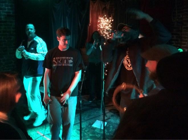 ET Al-D Pow Shadows Basement Nashville