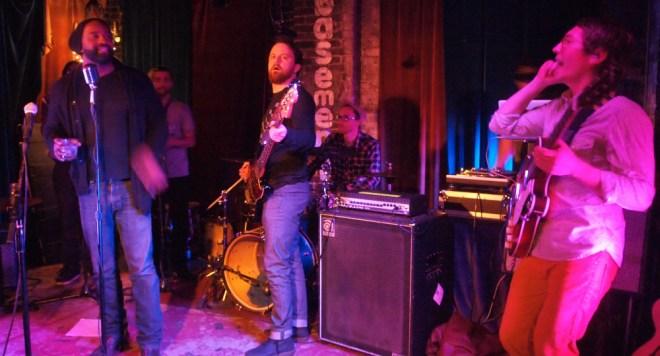 Grips Nashville Basement