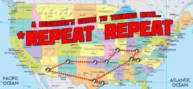 Repeat Repeat Tour