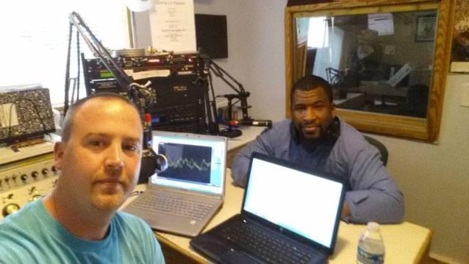 Fringe Radio Show Gret Bryant ET
