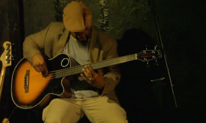 Greg Bryant Bassist