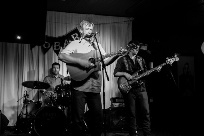 Jeff Blaney Band at foobar