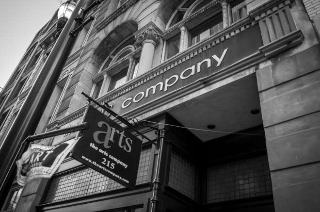 Greg Bryant Expansion at The Arts Company