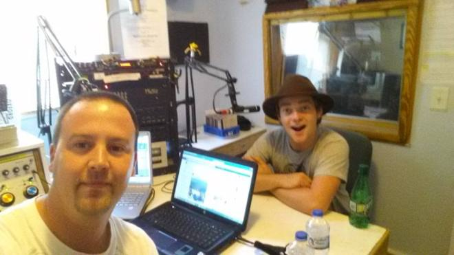 Guthrie Brown Fringe Radio Show