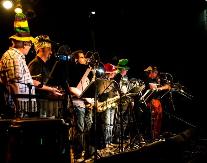 Chris West JunkYard Horns Exit In 2014