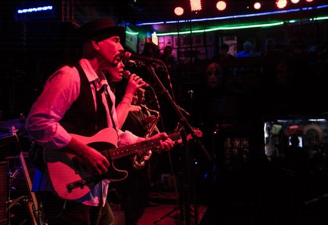 Markey Blue Bourbon Street Hey Hey Release 2014