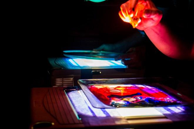 DigDeep Light Show