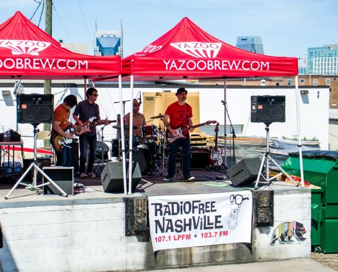 Crazy Aces Radio Free Nashville Yahoo 2015