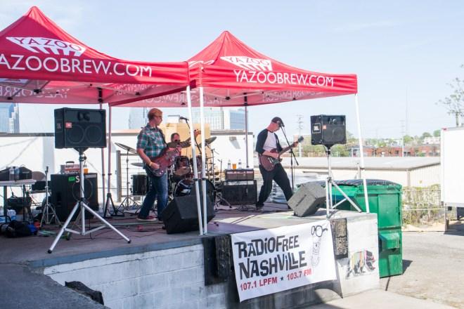 Screaming Names Radio Free Nashville 10 Anniversary Yahoo 2015 02