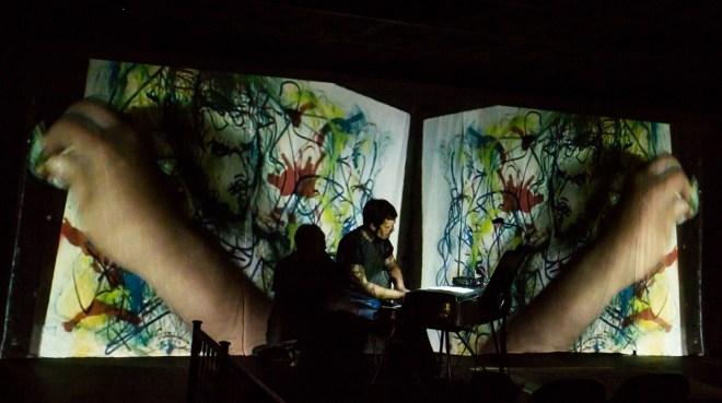 Matt Endahl with visuals by Daniel Arite