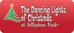 Nashville Christmas Lights - Dancing Lights at Jellystone
