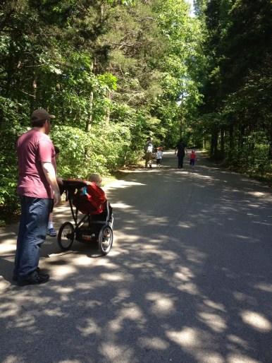 Nashville fun for families - Kentucky down under - entry hill