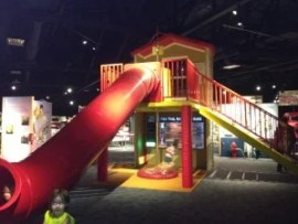 Nashville Fun For Families - Charleston Fire Museum - playscape