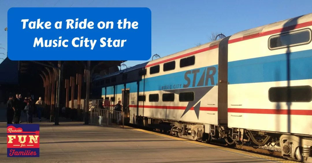 Music City Star (Commuter Train)