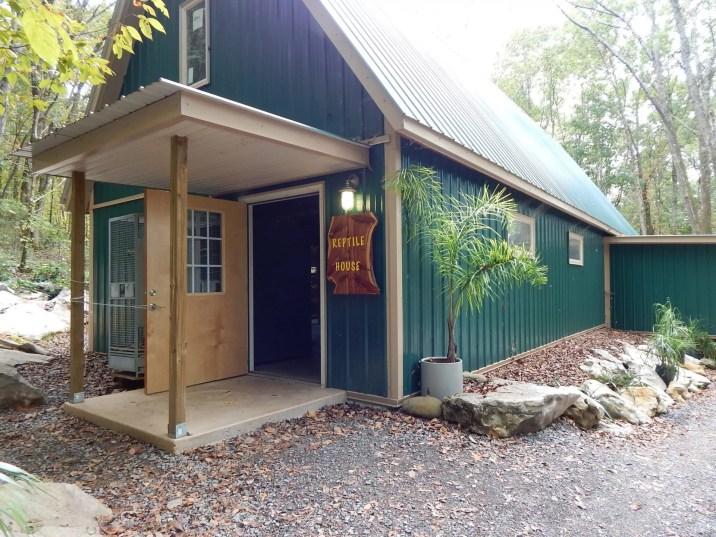Harmony Safari Park - Reptile House
