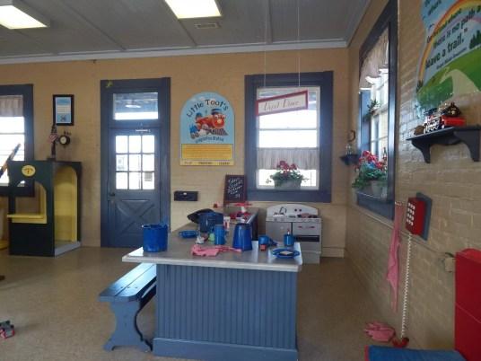 Huntsville Depot - Little Toot's 2