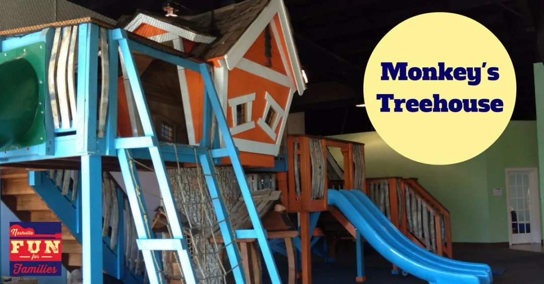 Take Your Preschooler to Monkey's Treehouse