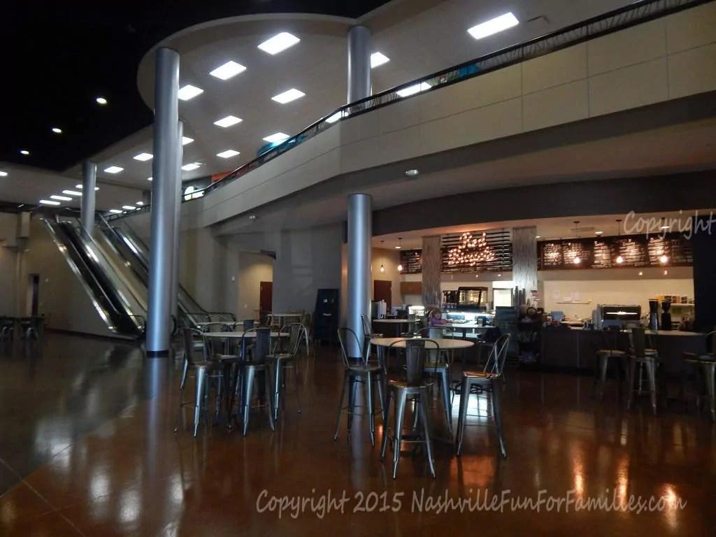 Cornerstone Indoor Playground - Red Bicycle Cafe