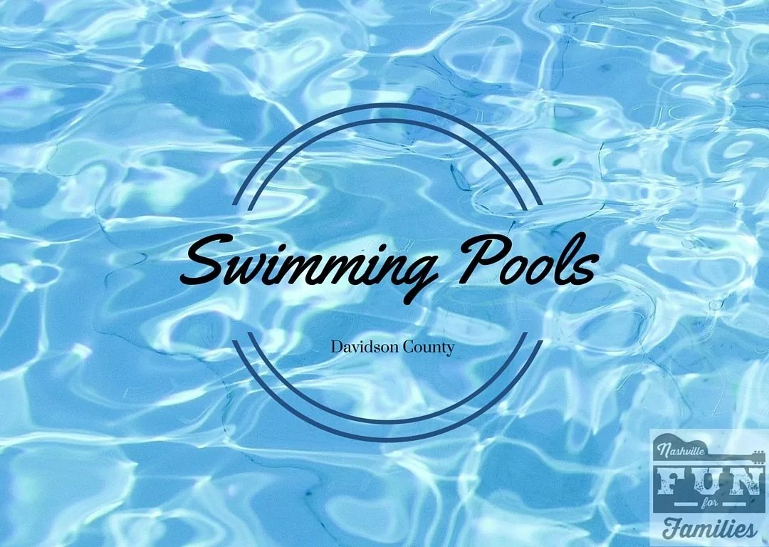 Davidson County Swimming Pools