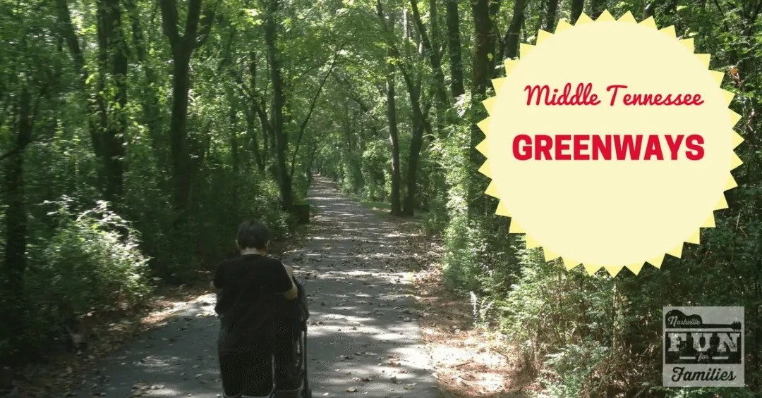 Middle Tennessee Greenways - Family fun Guide to Fall in Nashville