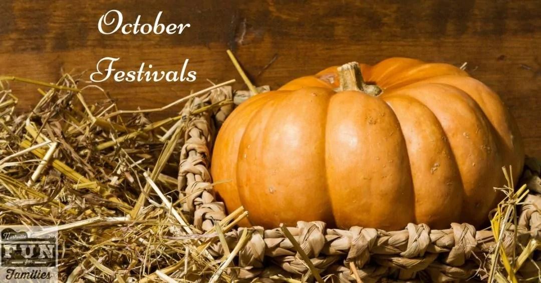 October Fall Festivals