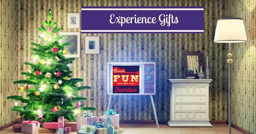 """""""Experience"""" Gifts"""