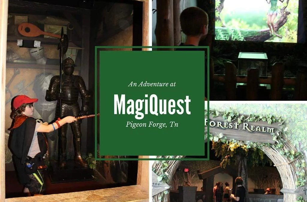 An Adventure at MagiQuest