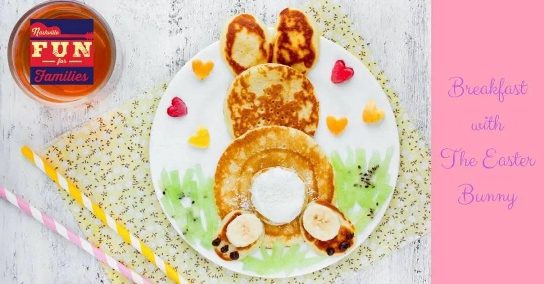 Easter Bunny Breakfasts