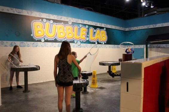 NFFF - WonderWorks - bubbles