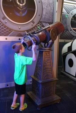 NFFF - WonderWorks - telescope