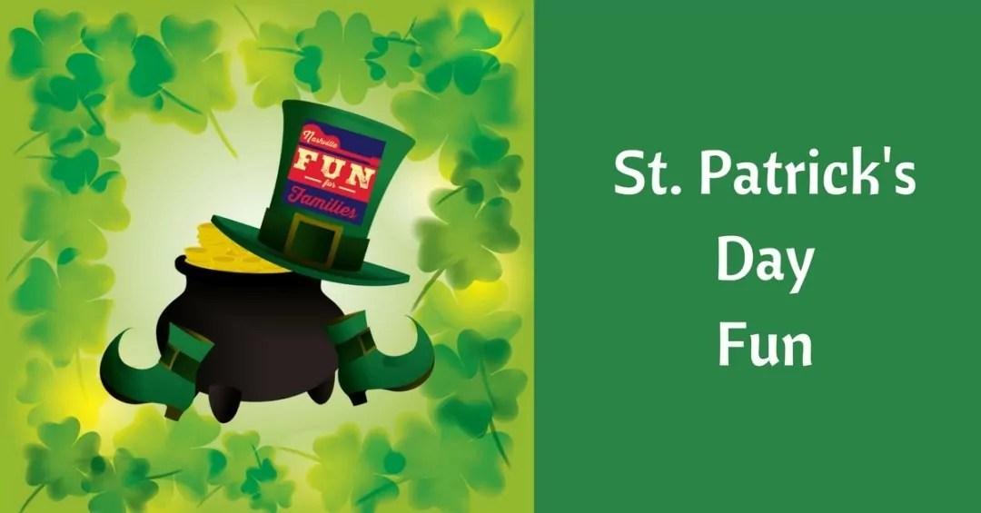 St. Patrick's Day Fun in Nashville