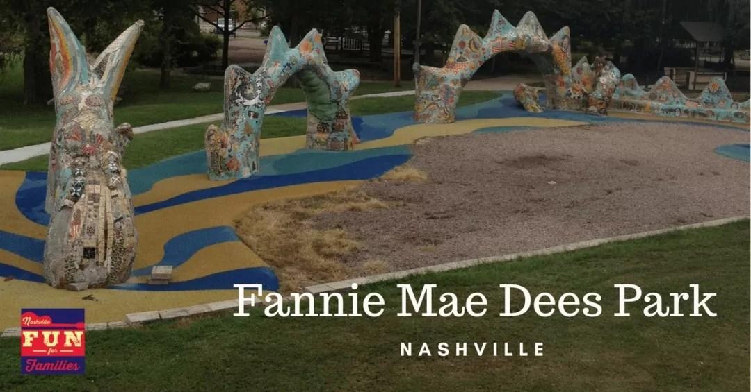 See Nashville's Famous Dragon at Fannie Mae Dees Park