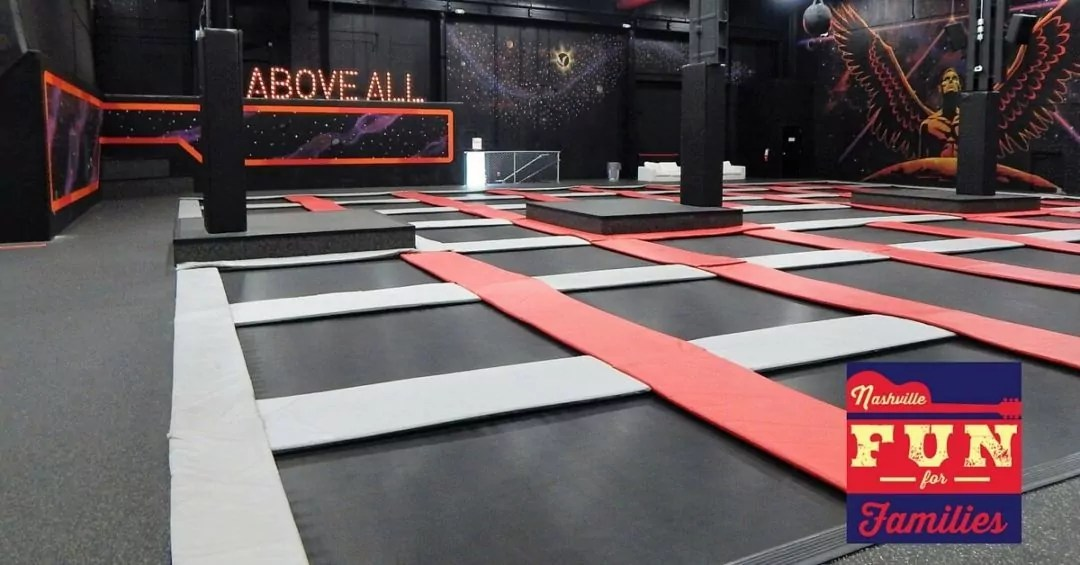 Unleash Your Inner Ninja Warrior at Above All Extreme Air Sports