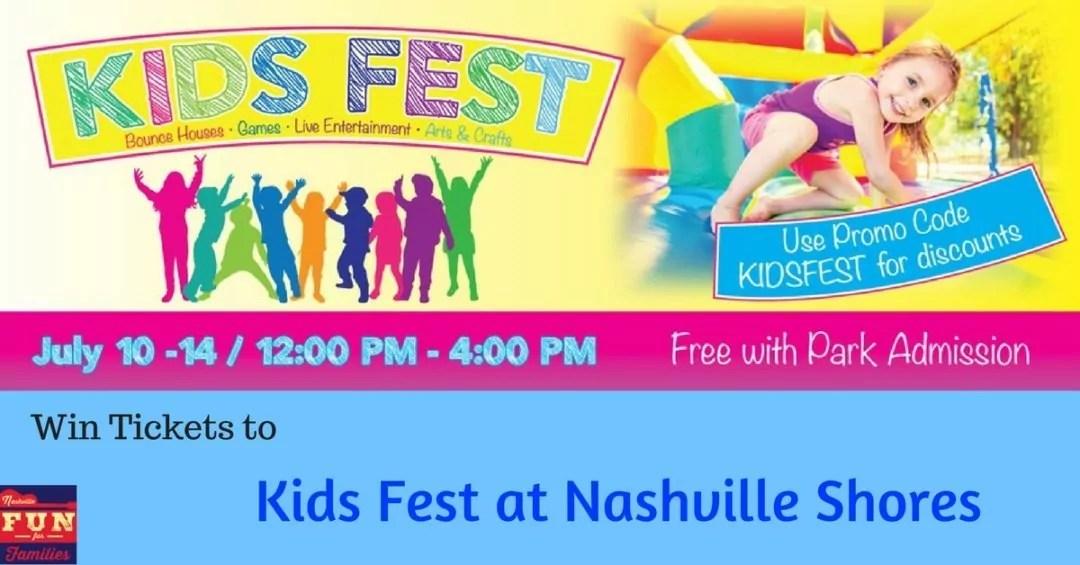 Nashville Shores Kids Fest