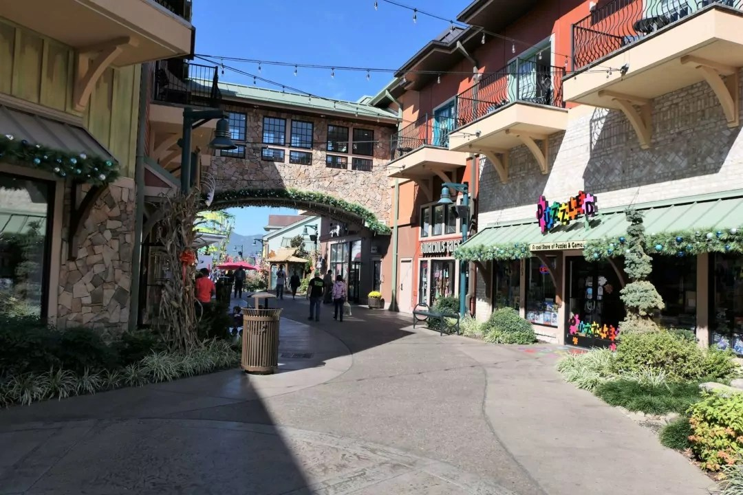 The Island in Pigeon Forge - shopping