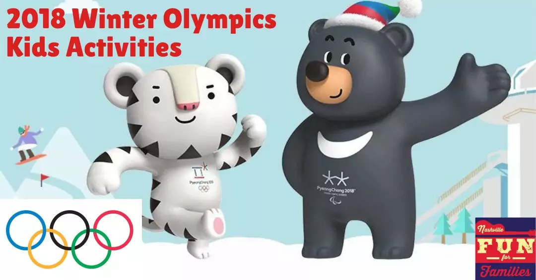 Get Your Kids Excited for the 2018 Winter Olympics