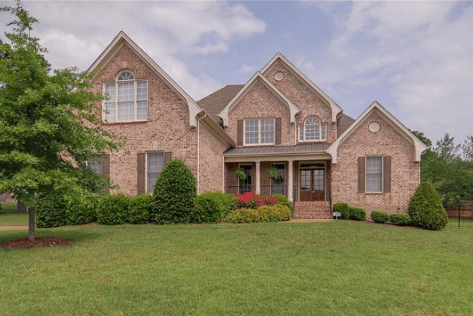Brookfield Subdivision Brentwood TN