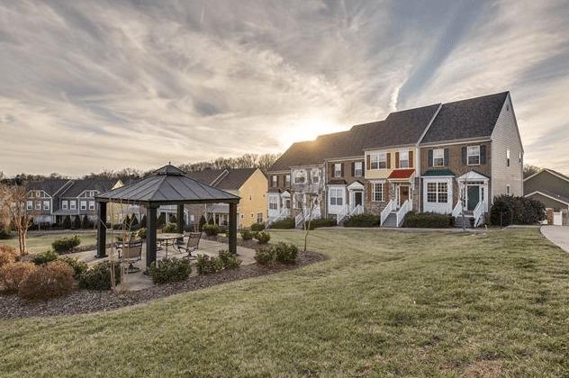 Lenox Village Townhomes Nashville Home Guru