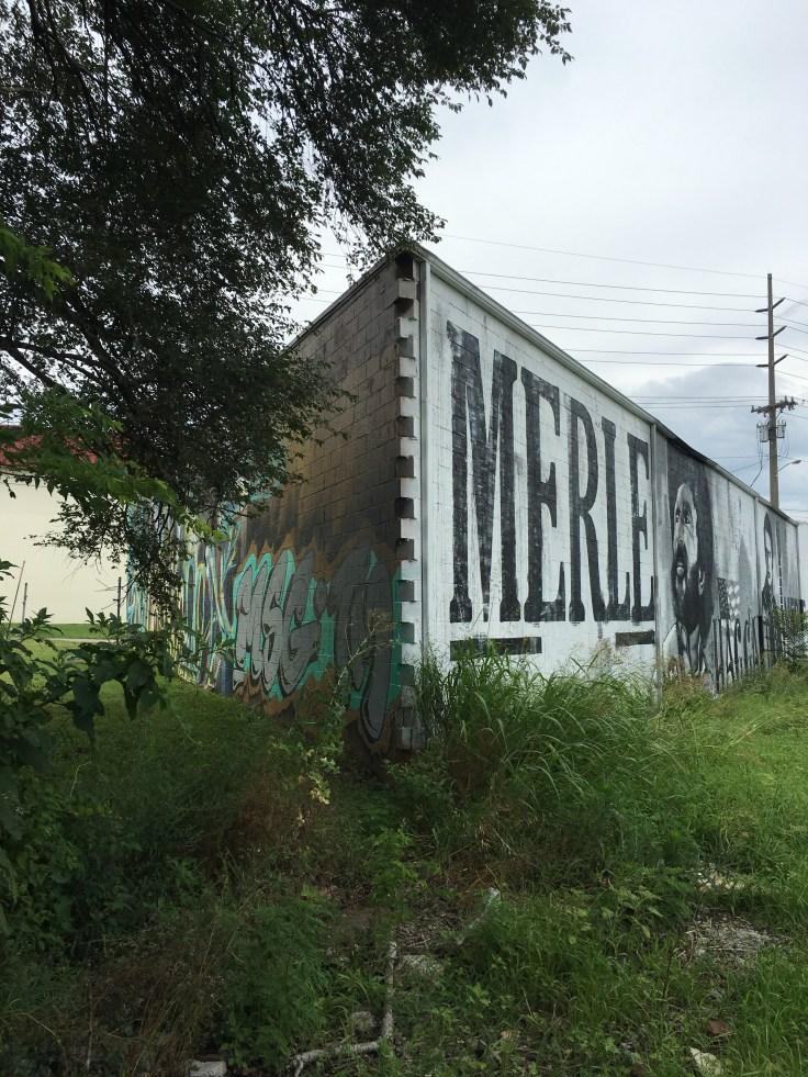 Street art mural graffiti Nashville