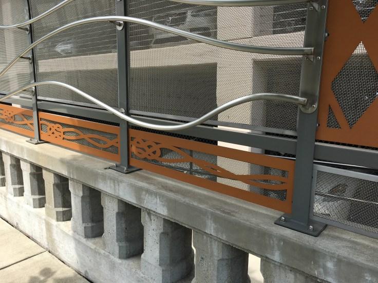 Thread design on bridge Nashville