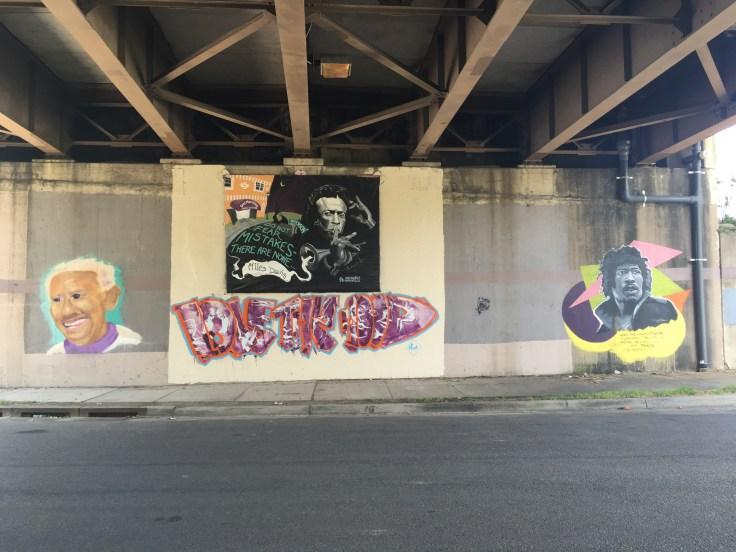 Davis Hendrix mural street art Nashville