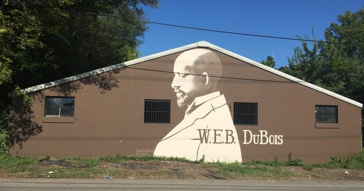 DuBois mural street art Nashville